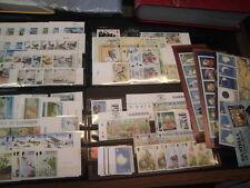 Sammlung GB - Alderney, 1983-1999, postfrisch, komplett, teils Eckrand  (8085)
