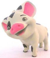 PUA Walt Disney MOANA PET PIG Princess Movie PVC TOY FIGURE Cake Topper FIGURINE