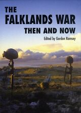 The Falklands War Then and Now (Hardcover), Ramsey, Gordon, 9781870067713