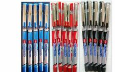 Cello Butterflow Pen Set of  30 Ball Pens (10 Blue, 10Red & 10 Black) free ship