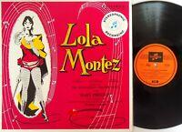 Mary Preston – Lola Montez LP Columbia Australia Stereo reissue – SCXO.8043