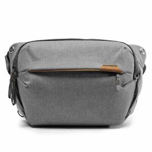 Peak Design Everyday Sling 10L V2 - Ash Grey Camera Bag / Case (UK) BEDS-10-AS-2
