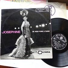 JOSEPHINE BAKER De New York a Paris RCA VICTOR 430164 S France