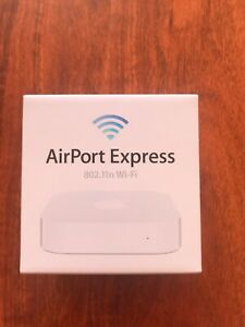 Apple Airport Express A1392 Dualband 802.11n WiFi Router
