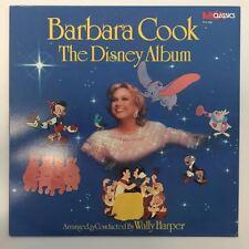 "Disney Record ""The Disney Album"" with Barbara Cook - MCA-6244 - Near Mint (NM)"