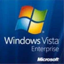 Windows Vista Enterprise 64-Bit Install | Boot | Recovery Restore DVD Disc Disk
