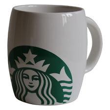 Starbucks Kaffeetasse weiss Tasse Coffee Cup Mug Super Graph Collector Pott 16oz
