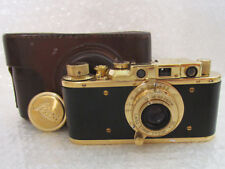 LEICA II(D) DASREICH WW II Vintage Russian 35mm GOLD Camera Condition EXCELLENT