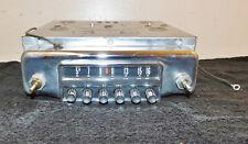 1954 Ford Mainline Customline Crestline Skyliner Sunliner NOS AM DASH RADIO