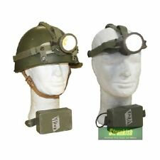GENUINE SWEDISH ARMY HEAD TORCH LAMP