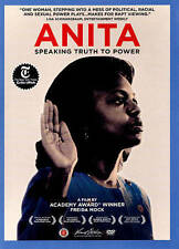 Anita Speaking Truth Through Power True Story (DVD Movie) SEALED, NEW (GS 38-2)