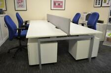 Bench Desks 1200-1400-1600 Top Colours Available: Installation Available