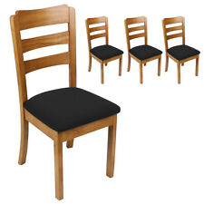 4/8pcs Dining Chair Covers Kitchen Home SEAT Cover Stretch Removable Slipcover