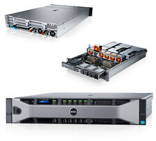 Dell Precision r7910 WORKSTATION SERVER XEON 2x 12-Core e5-4650v3 di RAM 64gb r730