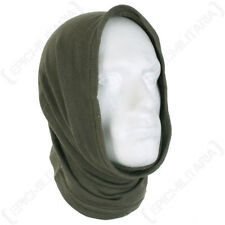 Woollen Neck Toque - WW2 Repro German Army Soldier Scarf Wool Snood Military New