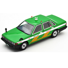 Tomica LV-N43-13a Limited Vintage 43 Nissan Cedric Taxi 1/43