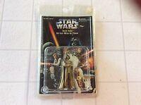 "NEW Vintage 1996 Star Wars DARTH VADER Die Cast Metal Key Chain 3"" Placo Toys"