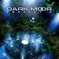 DARK MOOR - Project X ( darkmoor ) 2 CD DIGIPACK