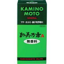 Kaminomoto A Hair Growth Tonic 200mL Fragrance free from Japan