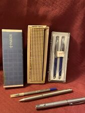 Papermate, Parker and Other Ink Pens & Pencils.Small Lot.some in Packages