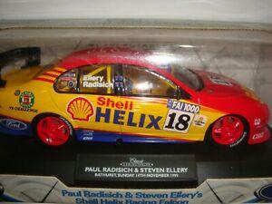 1:18  #PAUL RADISICH/STEVE ELLERY BATHEURST SUNDAY 14TH NOV 1999