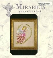 MIRABILIA Cross Stitch PATTERN ONLY MD73 Caring Wings