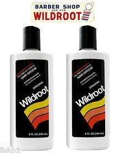 Wildroot Hair Cream Oil Hair tonic, Original Barbers choice for Men  2 - 8 oz.