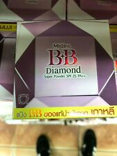 Mistine BB Diamond Super Pressed Powder Blemish Foundation SPF25 From Korea #S1