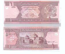 AFGHANISTAN 1afghanistan  Banknote UNC