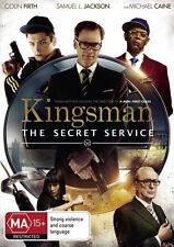 Kingsman: The Secret Service * NEW DVD * (Region 4 Australia)