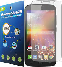 Clear LCD Screen Protector Guarnd Film Cover Alcatel One Touch Pop Icon A564C