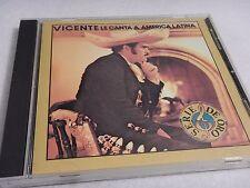 "Vicente Fernandez ""Le Canta A America Latina"" 1986 Sony Records Complete"