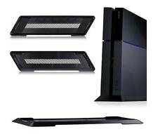 Supporto Base Verticale Nera per PlayStation PS4 Stand - Nuovo