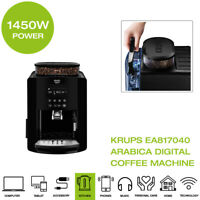 *Brand New* Krups EA817040 Arabica Digital Bean to Cup Coffee Machine - Black