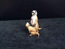 Safari Ltd Meerkat With Baby