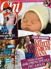 Chi.Charlotte Elizabeth Diana, Kate Middleton & Prince William d'Inghilterra,iii