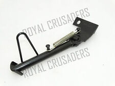 NEW VESPA SCOOTER SIDE STAND BLACK UNIVERSAL FITTING