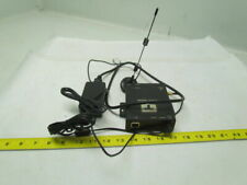Quatech/B&B Electronic Ssew-100D G Serial Device Server w/Power Supply & Antenna