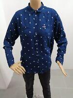 Camicia HOLLISTER Donna Taglia Size L Shirt Woman Chemise Femme Viscosa P 7353
