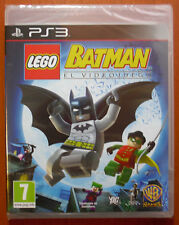 LEGO Batman 1, PlayStation 3 PS3, Pal-España ¡¡NUEVO Y PRECINTADO A ESTRENAR!!