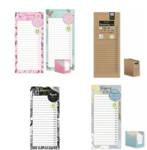 Shopping List Pad - Magnetic