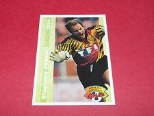 STEPHANE OSMOND STADE LAVALLOIS LAVAL LE BASSER FRANCE FOOTBALL CARD PANINI 1994