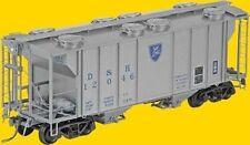 Kadee 8633 Ps-2 2 Bay Hopper D&h #12069 HO Scale 1 87