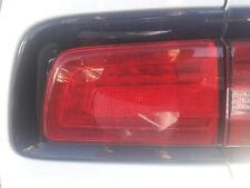 2012 Dodge Charger tail light left driver side