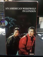 An American Werewolf in London (Vhs, 1997)