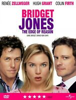 Bridget Jones - The Edge Of Reason NEW & SEALED Region 2 Movie Night (DVD, 2006)