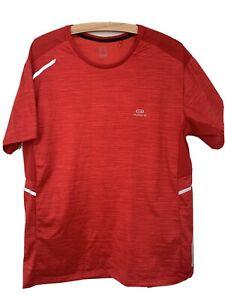 Decathlon Mens Running T Shirt Extra Large XL