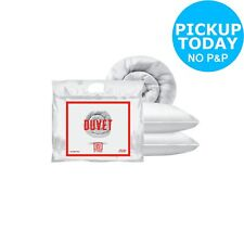 Argos Home 10.5 Tog Duvet and Pillow Set - Double
