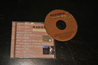 CD MAXI SINGLE MADONNA NOTHING FAILS 2003  EU 8 TRACKS