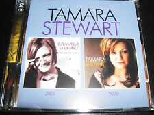Tamara Stewart The Way The World Is + Self Titled Australian Country 2 CD - NEW